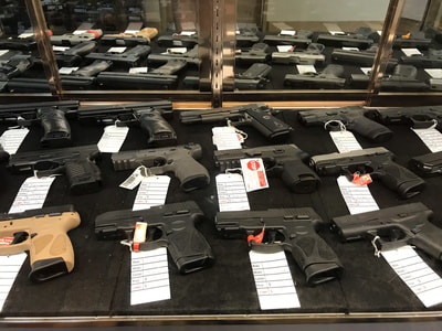 Pistols at City Pawn